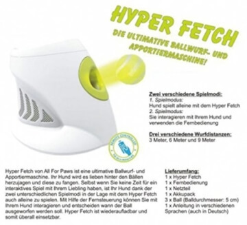 AFP Interactive Hyper Fetch