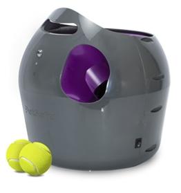 PetSafe Automatischer Ballwerfer , wetterresistent, Sicherheitssensoren